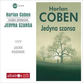 okładka Jedyna szansa, Audiobook | Harlan Coben