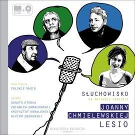 okładka Lesio, Audiobook | Chmielewska Joanna