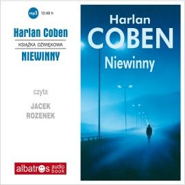 okładka Niewinny, Audiobook | Harlan Coben