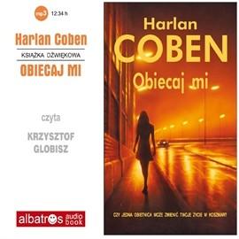 okładka Obiecaj miaudiobook   MP3   Harlan Coben