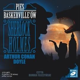 okładka Pies Baskerville'ów, Audiobook   Conan Doyle Arthur