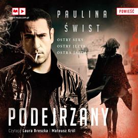 okładka Podejrzany, Audiobook | Świst Paulina