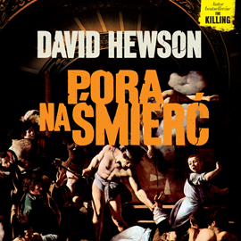 okładka Pora na śmierć, Audiobook | Hewson David