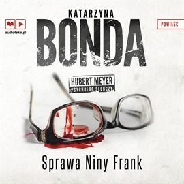 okładka Sprawa Niny Frank, Audiobook | Bonda Katarzyna
