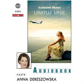 okładka Uratuj mnie, Audiobook | Musso Guillaume