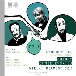 okładka Wielki diament cz. 3, Audiobook | Chmielewska Joanna