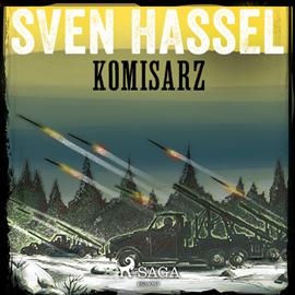 okładka Komisarz, Audiobook | Hassel Sven