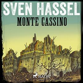 okładka Monte Cassino, Audiobook | Hassel Sven