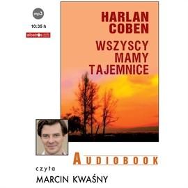okładka Wszyscy mamy tajemniceaudiobook   MP3   Coben Harlan