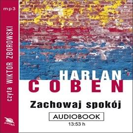 okładka Zachowaj spokójaudiobook | MP3 | Harlan Coben