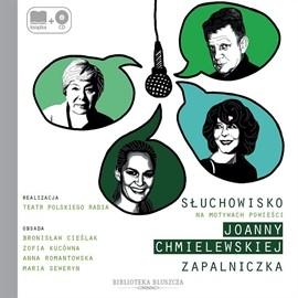 okładka Zapalniczkaaudiobook | MP3 | Chmielewska Joanna