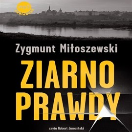 okładka Ziarno prawdyaudiobook | MP3 | Zygmunt Miłoszewski