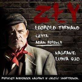 okładka Złyaudiobook | MP3 | Tyrmand Leopold