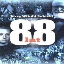 okładka 88 lat, Audiobook | Witold Solecki Jerzy