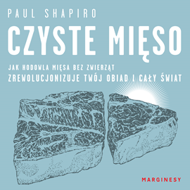 okładka Czyste mięso, Audiobook | Shapiro Paul
