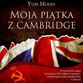 okładka Moja Piątka z Cambridge, Audiobook | Yuri Modin