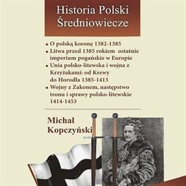 okładka O polską koronę 1382-1385, Audiobook | Kopczyński Michał
