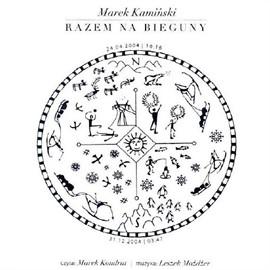 okładka Razem na bieguny, Audiobook | Kamiński Marek