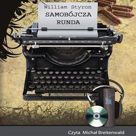 okładka Samobójcza runda, Audiobook   William Styron