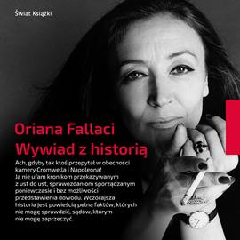 okładka Wywiad z historią, Audiobook | Fallaci Oriana
