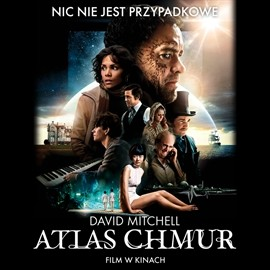 okładka Atlas chmuraudiobook | MP3 | Mitchell David