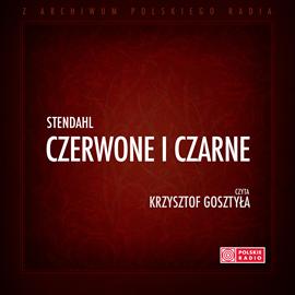 okładka Czerwone i czarneaudiobook | MP3 | Stendhal