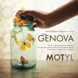 okładka Motylaudiobook   MP3   Lisa Genova