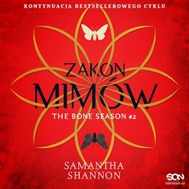 okładka Zakon Mimów, Audiobook | Samantha Shannon