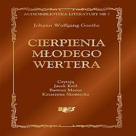 okładka Cierpienia młodego Wertera, Audiobook | Wolfgang Goethe Johann