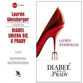 okładka Diabeł ubiera się u Prady, Audiobook | Weisberger Lauren