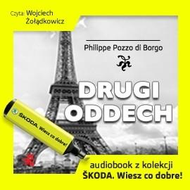 okładka Drugi oddech, Audiobook | Philippe Pozzo di Borgo