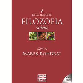 okładka Filozofia wina, Audiobook | Béla Hamvas