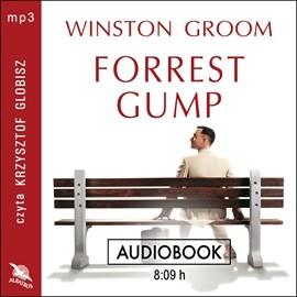 okładka Forrest Gump, Audiobook | Groom Winston