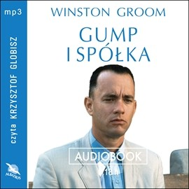okładka Gump i spółkaaudiobook | MP3 | Groom Winston
