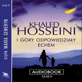 okładka I góry odpowiedziały echem…, Audiobook | Khaled Hosseini