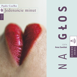 okładka Jedenaście minut, Audiobook | Paulo Coelho