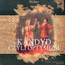 okładka Kandyd czyli optymizmaudiobook | MP3 | Wolter