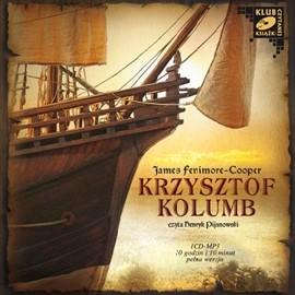 okładka Krzysztof Kolumb, Audiobook | James Fenimore Cooper