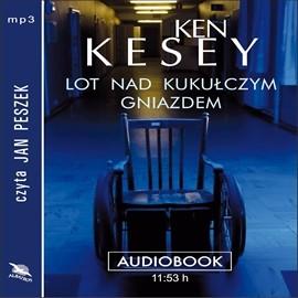 okładka Lot nad kukułczym gniazdemaudiobook   MP3   Kesey Ken