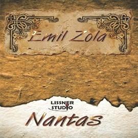 okładka Nantas, Audiobook   Emil Zola
