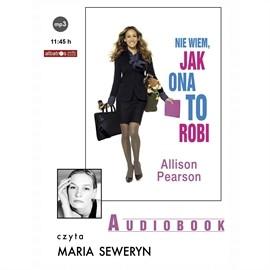okładka Nie wiem jak ona to robi, Audiobook | Pearson Allison