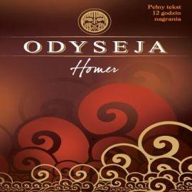 okładka Odysejaaudiobook | MP3 | Homer