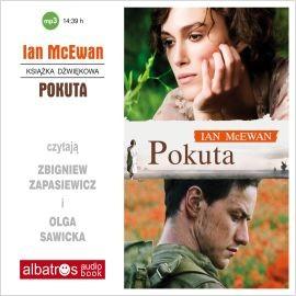 okładka Pokuta, Audiobook | McEwan Ian