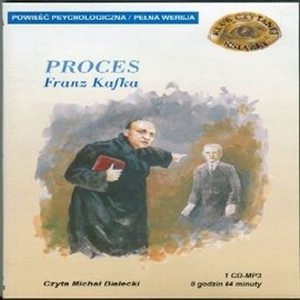 okładka Procesaudiobook | MP3 | Franz Kafka