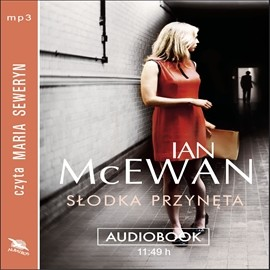 okładka Słodka przynęta, Audiobook | Ian McEwan