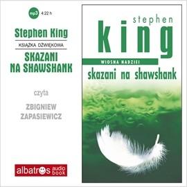 okładka Wiosna nadziei: Skazani na Shawshankaudiobook | MP3 | Stephen King