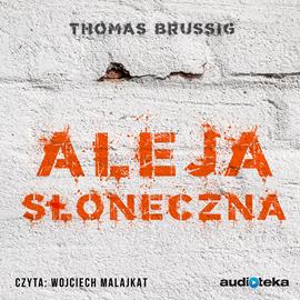 okładka Aleja słoneczna, Audiobook | Brussing Thomas