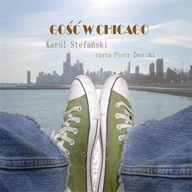 okładka Gość w Chicagoaudiobook | MP3 | Stefański Karol