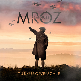 okładka Turkusowe szale, Audiobook | Mróz Remigiusz