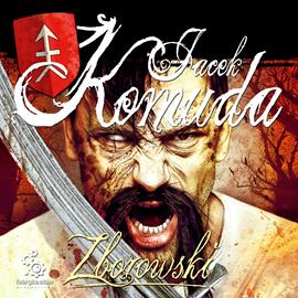 okładka Zborowski, Audiobook | Komuda Jacek